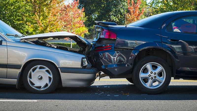 pasos a seguir para reclamar ante un accidente trafico