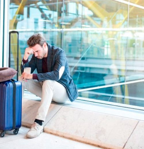 principales problemas en los aeropuertos coraza legal