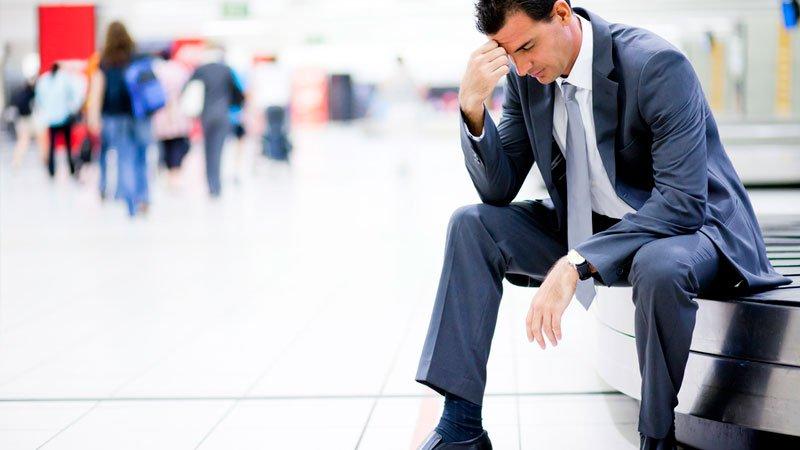 ¿Qué NO debes hacer en caso de pérdida de equipaje?