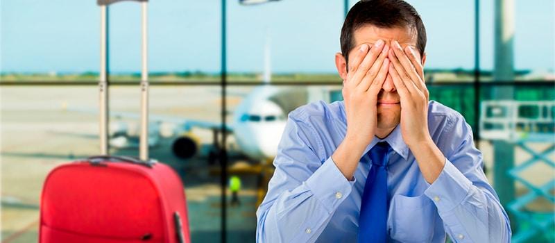 ¿Qué hacer si mi vuelo se retrasa en Semana Santa?