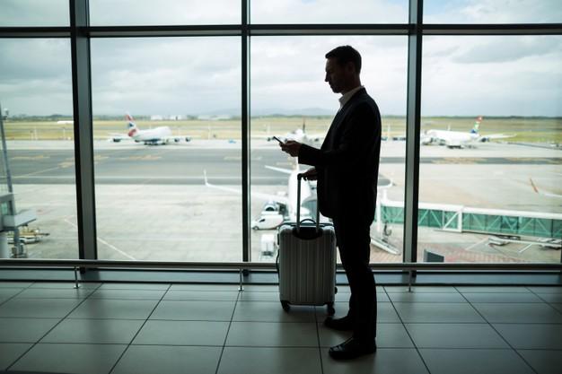 Retraso de un vuelo de Iberia derechos